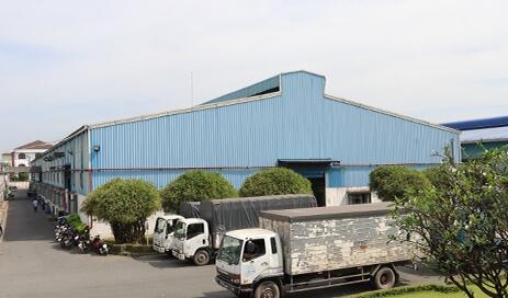 越南泡綿貼合廠(南越平陽廠)